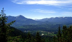 View Atop Little Si, WA by jeffrade