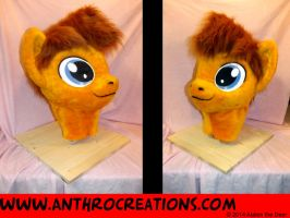OC Fursuit MLP 01 by AtalontheDeer