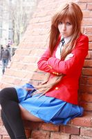 I do what I want (Taiga Aisaka, Toradora!) by Doriri-chan