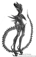 Alien Queen by V-Raider