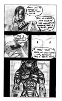 Alien Vs Predator Comic Pg 23 by Dahdtoudi