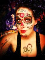 Painted Gypsy by krissybdesigns