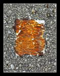 Amber crystals. 800-1922, with story by harrietsfriend