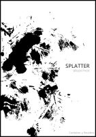 Splatters by Cmain