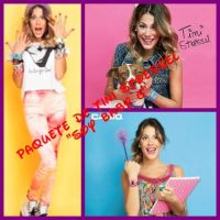 Soy Baby G (tini stoessel) by valentina2002