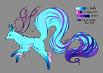 Jellyfish Fox Design 1 [Contest Entry] by Beautycrane11
