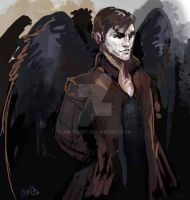 Archangel Michael_Dominion by AM-Nyeht