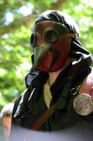 Mask of the wpd by Baston89