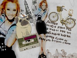 Koda Kumi wallpaper by missb-luv