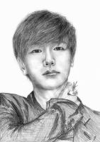 Yesung by HannaS2