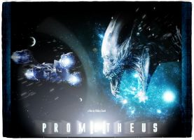prometheus by R-Clifford