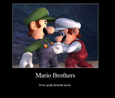 Mario Bros Demotivation Poster by sonic2344