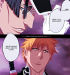 Ichigo vs Quincy by iNFERNo2446
