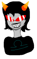 Boredom 14: old Terezi by Zelda88
