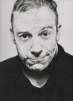 Rick Fortson  Dr Pencil by TheNightGallery