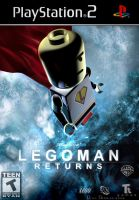 Lego Man for Playstation 2 by ryansd