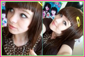 My New Bangs by CassieMorre