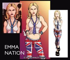 Superstoked- Emma Nation by PaulHanley