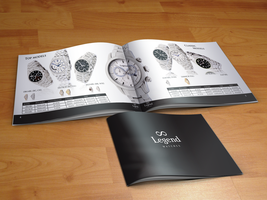 Catalog for Legend watch by Lifety
