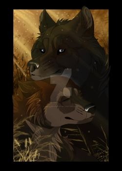 Coming Thro' the Rye Commission by WolfsBloodArt
