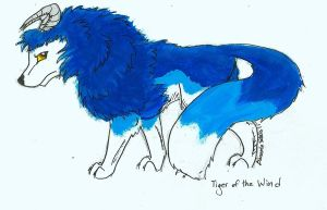 Tiger of the Wind by Baramin-Fatalis