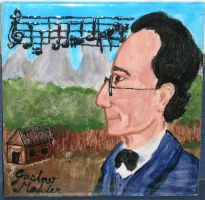 Mahler Tile by mitya