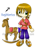 Sagittarius by Cloudheaven92