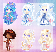 NOT FOR SALE: Custom Adopts by RaineSeryn