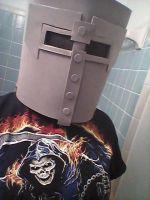 Solaire Helmet! by BigMommaT