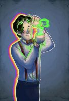 chemical reaction by Ryla-Sehn