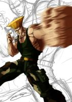 Guile by David230674