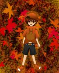Autumn Boy by Skyfire1311