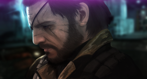 Punished Snake MGSV by BoyGTO
