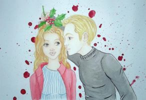 Sookie And Eric by AnaMoon