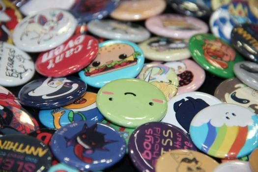 Buttons! by SUP3Rbun