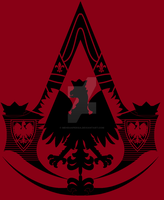 Poland Assassin Symbol by MehranPersia