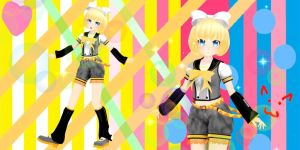 Cutie Patootie Rin - DOWNLOAD by YamiSweet