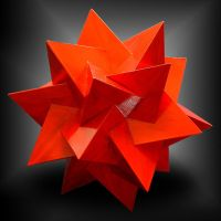 Chiral Star by robpierce