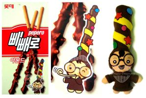 Pepero by kickass-peanut