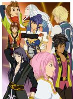 Tales of Vesperia by Irelza