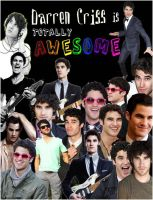 Darren Criss Collage by MonicaZhen