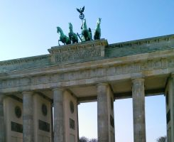 Brandenburger Tor by Jack-a-Lynn