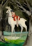 White Stag by reneenault