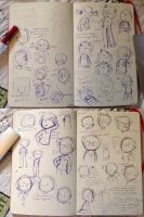pen doodles by Laugh12346