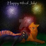 Happy 4th of July! by Shadowfang5000