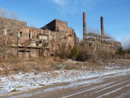 Armour Meat Packing Plant 1 by RonTheTurtleman