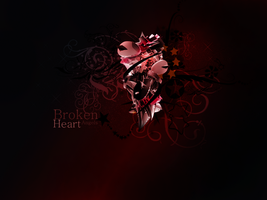 Broken heart by H0angVu