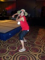 JC07 Monkey D. Luffy by Group-Photos