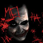 Why so serious? by Pencil-Fluke