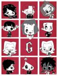 Gryffindor collage by Quincula